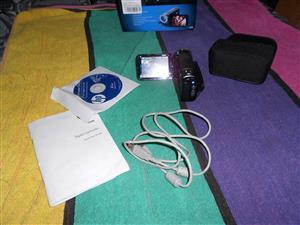 Hp video camera