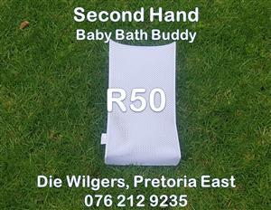 Second Hand Baby Bath Buddy