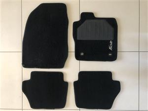 Orginal Ford Fiesta Car Mats
