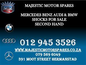 MERC AUDI BMW SHOCKS FOR SALE
