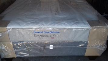 Restonic Exellence Firm Queen Base Set