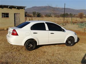 2014 Chevrolet Aveo sedan 1.6 L