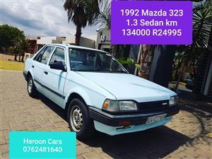 1992 Mazda Midge
