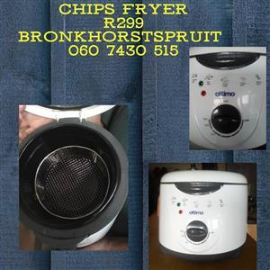 Chips fryer for sale