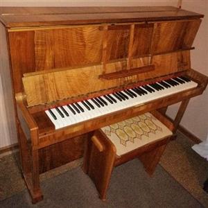Refurbished Reisbach piano by Grotrian Steinweg