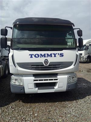 2011 Renault Premium 380 16000L Water tanker