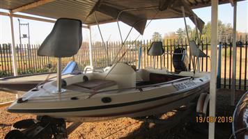 SandBird Mariner 200 Fishing Boat