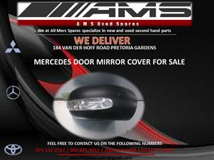 MERCEDES DOOR MIRROR COVER