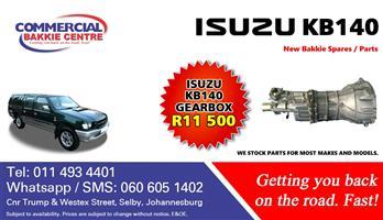 isuzu 4jb1 2.8d gearbox