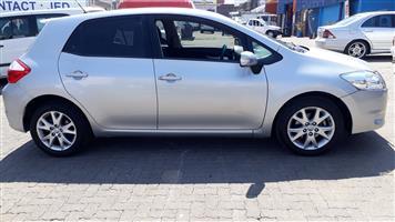 2012 Toyota Auris 1.6 XR