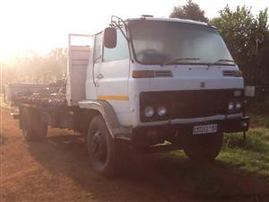 isuzu std truck