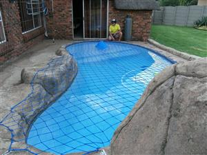 *** Pool Safety Nets & Covers *** Spring Specials