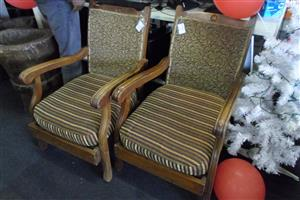 Wooden Antique Material Chairs