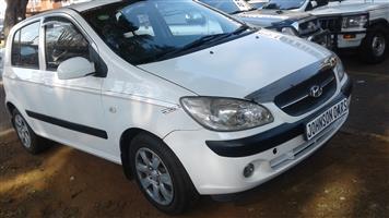 2010 Hyundai Getz 1.4 GL high spec