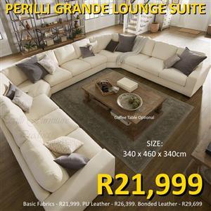 PERILLI GRANDE - 11 Seater Lounge Suite