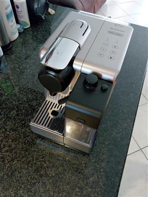 Nespresso Lattissma