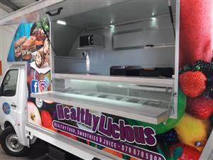 Fantastic-FOOD-TRUCKS For Sale / Kos-Trokkies Te Koop