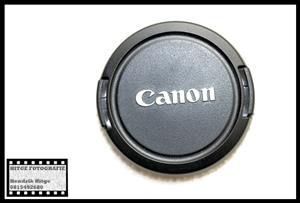 52mm - Canon Front Lens Cap