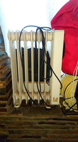 6 Fin oil heater for sale