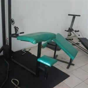 gym equipment for sqle