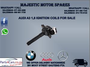Audi A3 1.8 ignition coil for sale