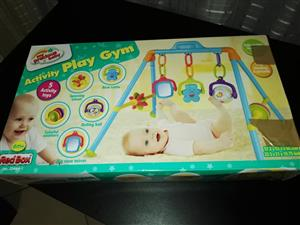 Activity play gym for sale