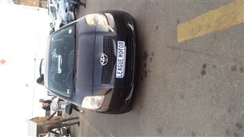 2006 Toyota Yaris hatch Cross YARIS 1.5 CROSS 5Dr