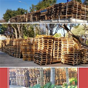 !! WOODEN PALLETS FOR SALE !!