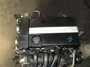 MERCEDES C180 KOMPRESSOR  ENGINE 27194 FOR SALE