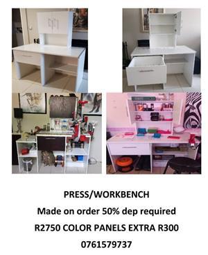 Press/workbench for sale