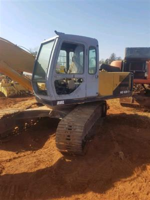 Various Good used Spares for excavators for sale