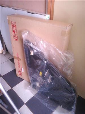 Left hand rear passenger door panel. 2013 Kia Rio Sport brand new in box for sale. Maje me an offer.