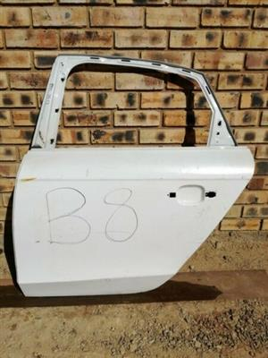 Audi a4 B8 Left Rear Door  Contact for Price