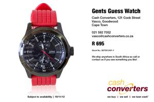 Gents Guess Watch
