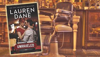 Whiskey Sharp Unraveled from New York Times bestselling author Lauren Dane