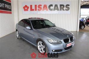 2011 BMW 3 Series 320d Exclusive