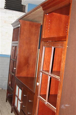 4 piece wall unit S032584E #Rosettenvillepawnshop