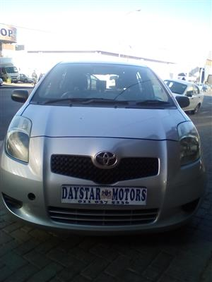 2007 Toyota Yaris hatch YARIS 1.5 CROSS 5Dr