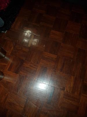 Swiss parquet flooring
