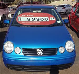 2004 VW Polo 1.6 Comfortline