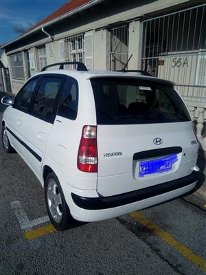 2008 Hyundai Matrix 1.6 GLS