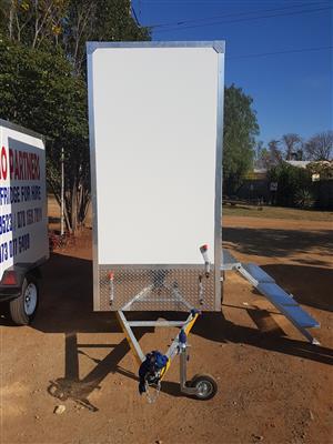 VIP Toilet Trailers R55998