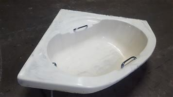 Italian Marble Bath For Sale