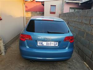 2012 Audi A3 1.8T SE auto