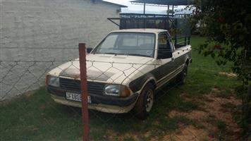 1986 Ford Bantam 1.3i