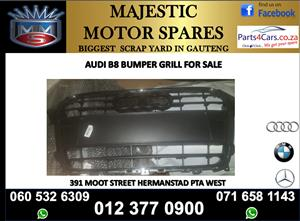Audi B8 bumper grill for sale