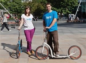 Kick Bikes/Scooter For Hire