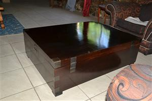 Chest/Coffee Table