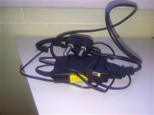Acer yellow tip laptop charger