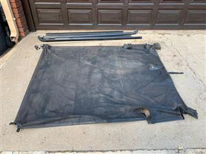 Toyota extra cab cover for sale
